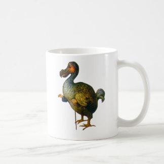 El pájaro del Dodo Taza Clásica