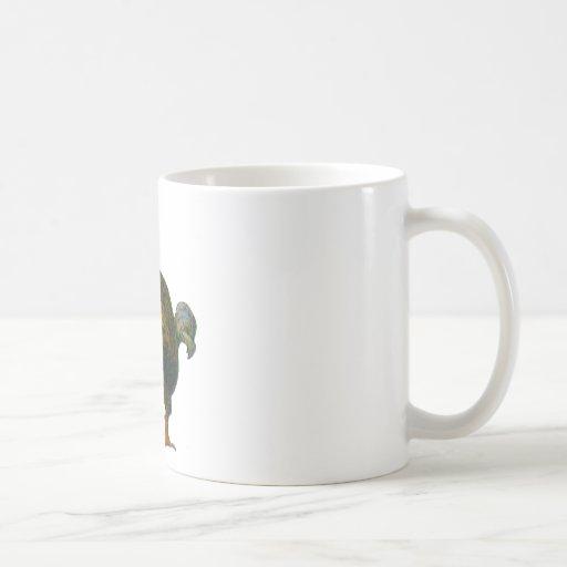 El pájaro del Dodo Tazas De Café