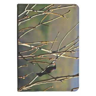 El pájaro enciende la caja del tacto 4/Kindle Funda De Kindle