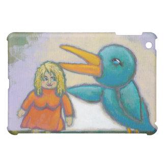 El pájaro gigante de la mujer jugó un arte único i