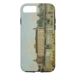 El palacio de Aranjuez, 1756 (aceite en lona) Funda iPhone 7
