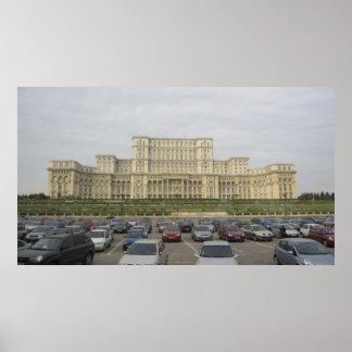 El palacio de Chauchescu Posters