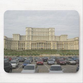 El palacio de Chauchescu Mouse Pad