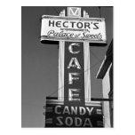 El palacio de Hector de los dulces, los años 30 Postal