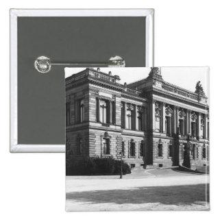 El palacio de la delegación regional pin cuadrado