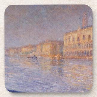 El palacio de los duxes de Claude Monet Posavasos