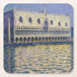 El palacio de los duxes (Le Palais Ducal) por Posavasos Desechable Cuadrado