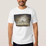 El palacio de Luxemburgo iluminado Camisas