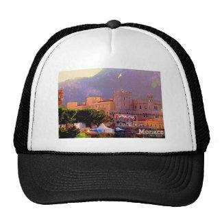 El palacio de Mónaco Gorras