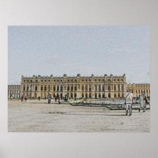 El palacio de Versalles Impresiones