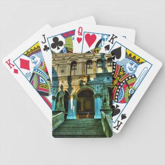 El palacio del dux - Venecia Baraja Cartas De Poker