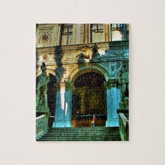 El palacio del dux - Venecia Rompecabezas