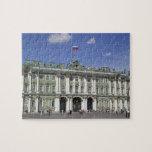 El palacio del invierno, St Petersburg, Rusia (RF) Puzzles