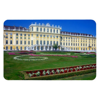 el palacio del schönbrunn wien imán rectangular