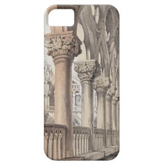 El palacio ducal, capitales del renacimiento del funda para iPhone SE/5/5s