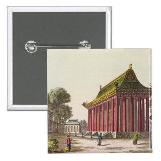 "El ""palacio europeo"" en Yuen-Ming-Yuan, illustrat Pin"