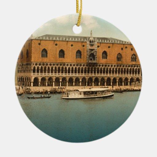 El palacio I, Venecia, Italia del dux Ornato