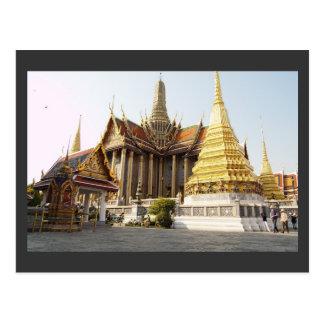 El palacio magnífico tarjeta postal