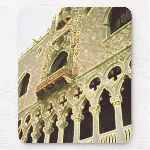 El palacio Venecia del dux Alfombrilla De Ratón