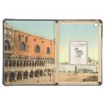 El palacio y el Piazzetta, Venecia, Italia del dux