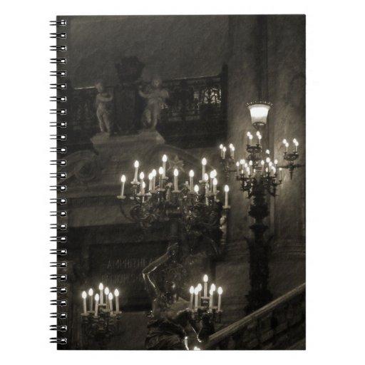 El Palais Garnier París Francia Libros De Apuntes