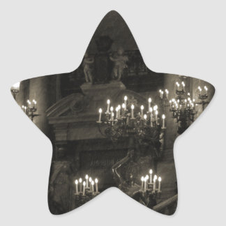 El Palais Garnier París Francia Colcomanias Forma De Estrellaes Personalizadas