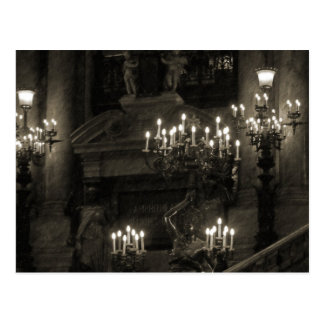 El Palais Garnier París Francia Tarjetas Postales