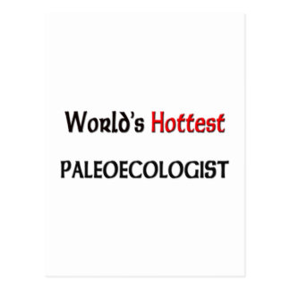 El Paleoecologist más caliente de los mundos Postal