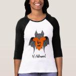 El palo de vampiro amoroso divertido de Halloween Camisetas