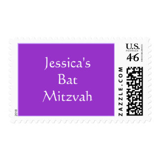 El palo Mitzvah de Jessica