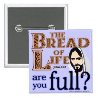 ¿El pan de la vida es usted por completo? - Botón