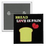 El pan es dolor pin