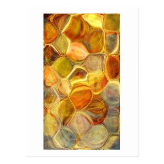 el panal escala arte abstracto postales