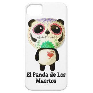 El Panda de Los Muertos iPhone 5 Covers