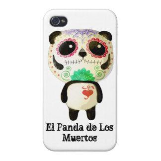 El Panda de Los Muertos iPhone 4/4S Case