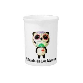 El Panda de Los Muertos Pitchers