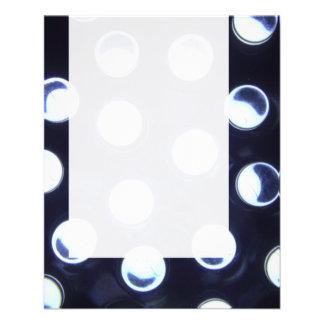 "El panel 0115 - Luz del LED Folleto 4.5"" X 5.6"""
