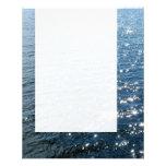 El panel 034 - Agua chispeante 02 Flyer Personalizado