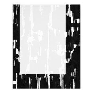 """El panel 060 - Extracto en negro Folleto 4.5"""" X 5.6"""""""