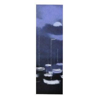 El panel azul del arte de la pared del extracto