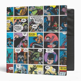 """El panel cómico 5x5 de Batman Carpeta 1 1/2"""""""