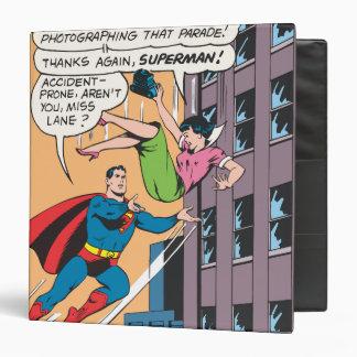 """El panel cómico del superhombre - Lois propenso a  Carpeta 1 1/2"""""""