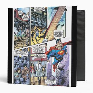 """El panel cómico del superhombre - los orígenes 2 d carpeta 1 1/2"""""""