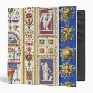"""El panel de la logia de Raphael en el Vatican, de Carpeta 1 1/2"""""""