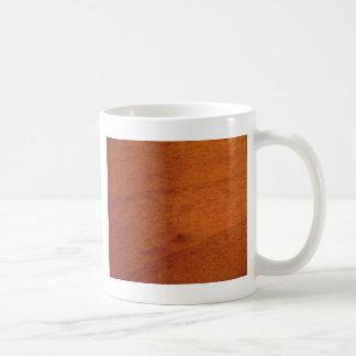 El panel de madera taza básica blanca