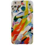 El panel de pared Kandinsky1914 Funda De iPhone 6 Plus Barely There