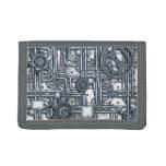 El panel de Steampunk - engranajes y tubos - acero
