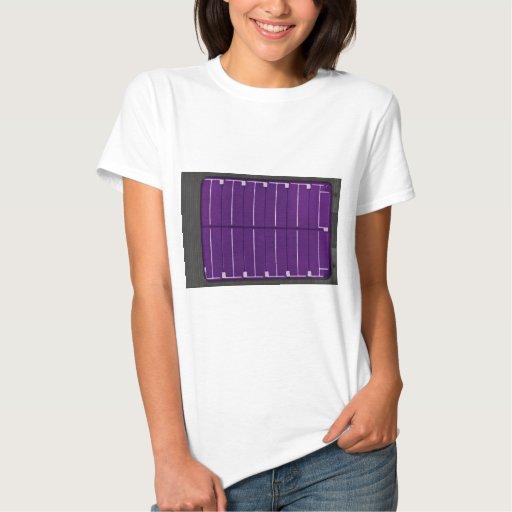 el panel fotovoltaico t-shirt