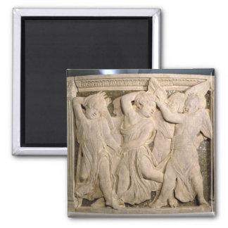 el panel No.II de la Poste-restauración del pul ex Imanes