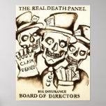 El panel real de la muerte impresiones